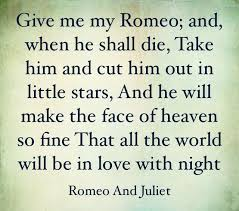 Romeo And Juliet Shakespeare Pinterest Quotes Adorable Quotes From Romeo And Juliet