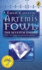 paperback artemis fowl the seventh dwarf book