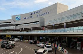 Flughafen Toulouse-Blagnac