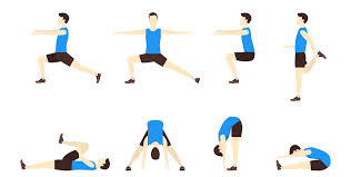 static dynamic stretching physical therapy