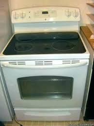 replacement for glass top stove glass stove top replacements impressive black glass top stove intended for