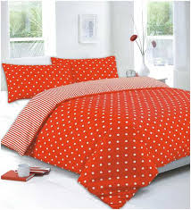 red polka dot duvet cover sweetgalas