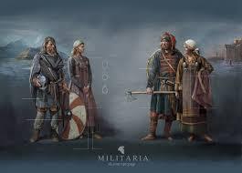 картинки викингов воинов