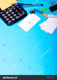 idea office supplies. Office Supplies Business Idea Concept Stationery Stock Photo 781074814 - Shutterstock R