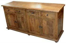 4 Door Sideboard Solid mango Wood SJS Provence Furniture Range