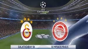 Galatasaray - Olympiakos  Champions League