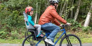 cycling with kids carriers