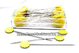 Flower Head Pins for Quilting and Embroidery | Woodland Quiltworks ... & Flower Head Pins for Quilting and Embroidery Adamdwight.com