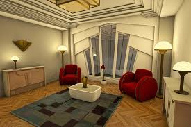 The Art Deco Home