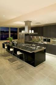 Best 25+ Black kitchens ideas on Pinterest | Kitchen with black cabinets,  Navy kitchen cabinets and White marble kitchen