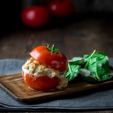 Tomato Bun Tuna Melt Recipe