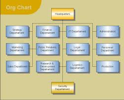 Formal Organizational Chart Limitations With Organizational Charts 1 Organizational