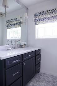 Navy Dark Blue Bathroom Vanity Decorpad Dark Blue Bathroom Vanity Transitional Bathroom