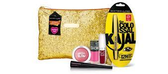 maybelline makeup kit