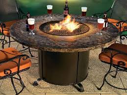 brilliant coffee table fire pit amazing fire pit coffee table