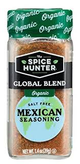 The Spice Hunter Organic Mexican Seasoning Blend ... - Amazon.com
