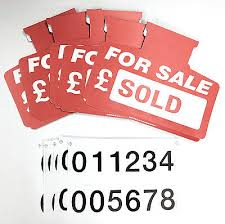 auto for sale sign 5 x for sale sign board car price pricing sun visor vehicle auto