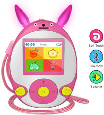 Baby When The Lights Go Out Mp3 Wiwoo Bluetooth Mp3 Player For Kids 8gb Lossless Portable Music Player With Speakers Fm Radio Voice Recorder Video Pictures Kids Friendly Mp3