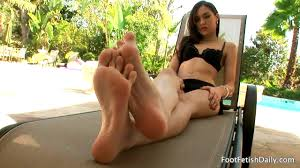 Sasha grey foot fetish
