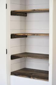 Kitchen Closet Shelving 17 Best Ideas About Pantry Shelving On Pinterest Pantry Ideas