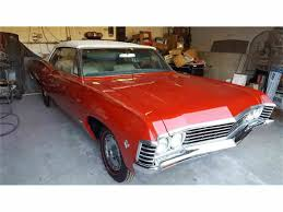 1967 Chevrolet Impala SS for Sale | ClassicCars.com | CC-1043929