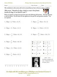 full size of worksheet equations of parallel and perpendicular lines worksheet with answers design of