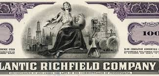 Selling A Share Certificate Is My Old Oil Stock Worth Anything American Oil Gas Historical