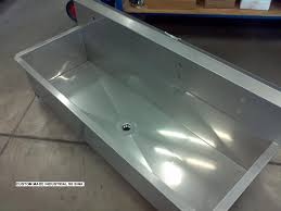 stainless steel commercial sink 0