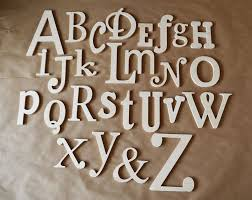 wooden alphabet letters wall decor simple alphabet letters set wood wooden initial letters