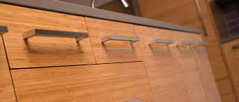 Slab Cabinet Doors Flat Front Kitchen Cabinets