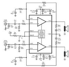 luggage security alarm project circuit using logic gates posts lm 4780 stereo amplifier circuit diagram