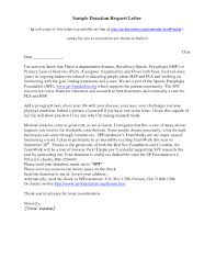 Donation Letter Samples Fundraising Request For Donation Letter Template Examples Letter