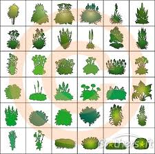 Small Picture Plain Garden Design Symbols Architectural Plan Or Drawing Home