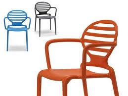 plastic garden chair ka infabbrica
