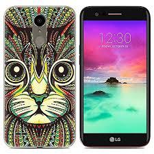 LG K20 V Case, Plus K10 2017 Skmy Soft TPU