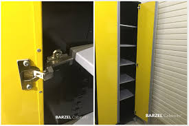 garage steel cabinets onwall solutions best color to paint barzel are proudly manufactured in fabricated with double sided doors and gauge offers this