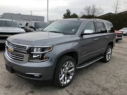 New 2018 Chevrolet Tahoe 4 Door Sport Utility in Courtice, ON U564