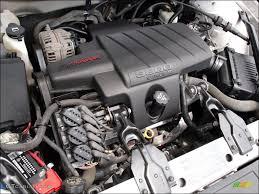 2005 Pontiac Grand Prix GTP Sedan 3.8 Liter Supercharged OHV 12 ...