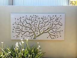laser cut metal wall art perth