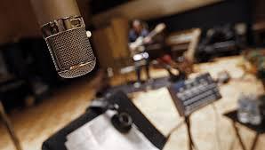 Культурные итоги года споры вокруг диссертации и рэп баттлы РИА  Архивное фото Звукозаписывающая студия Архивное фото