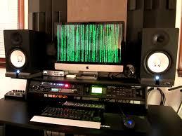 recording studio desk ikea home decor furniture throughout 9