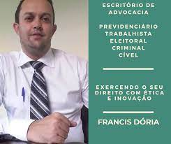 Francis Doria - 258 Photos - Lawyer & Law Firm - Rua Dr. Rômulo Franchini,  39.120-000 Gouveia, MG, Brazil