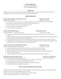 Automotive Technician Resume Automotive Technician Resume Diesel For Job Description Of A 69