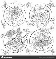 100 Beste Kleurplaten Bloemen Voor Volwassenen Template