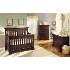 exclusive 3 piece nursery set baby furniture in espresso finish nice convertible crib with baby nursery furniture relax emma crib