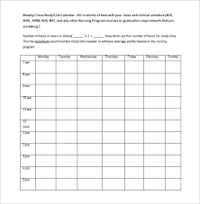 fitness timetable template class schedule template 36 free word excel documents download