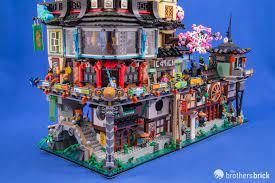 70657 Ninjago City Docks-43 | The Brothers Brick | The Brothers Brick
