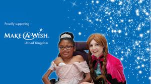 Wesley Weber is fundraising for Make-A-Wish Foundation UK