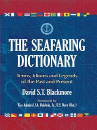 Seafaring Dictionary 2009 Blackmore 0786442669 Navies Sailor