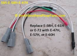 meyer e 58h to e 47h wiring adapter smith brothers exclusive